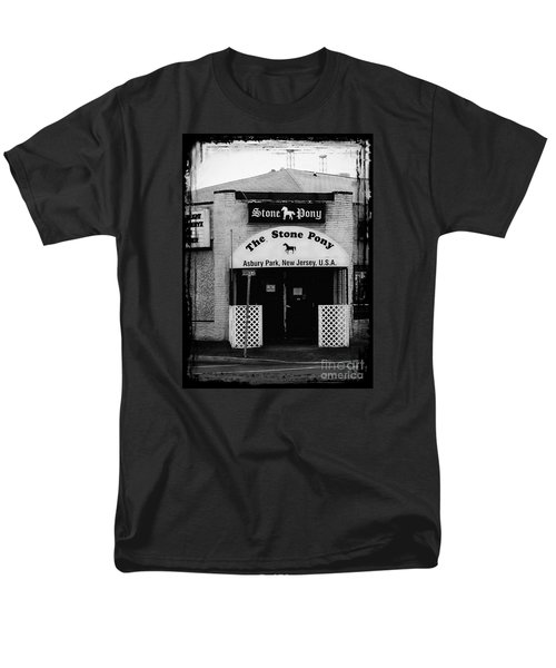 The Stone Pony Men's T-Shirt  (Regular Fit) by Colleen Kammerer