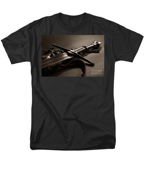 The Sword Of Aragorn 2 Men's T-Shirt  (Regular Fit) by Micah May