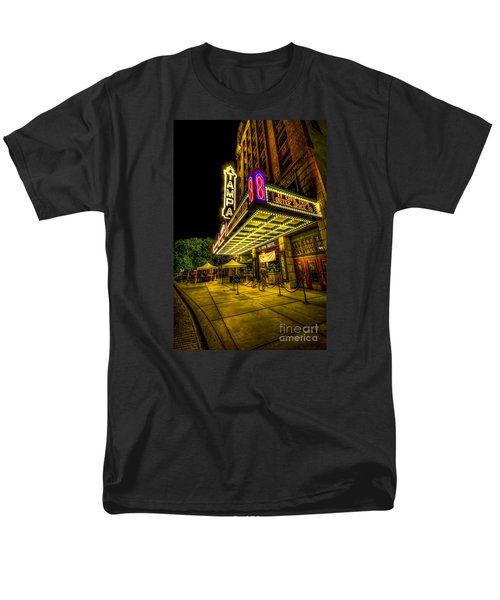 The Tampa Theater Men's T-Shirt  (Regular Fit) by Marvin Spates
