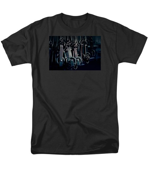 Tcm #2 - Slaughterhouse  Men's T-Shirt  (Regular Fit) by Trish Mistric