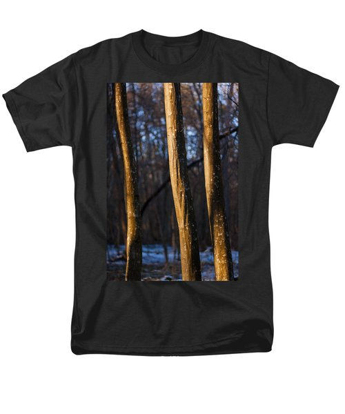 Men's T-Shirt  (Regular Fit) featuring the photograph The Three Graces by Davorin Mance