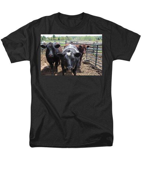 The Three Musketeers Men's T-Shirt  (Regular Fit) by Tiffany Erdman
