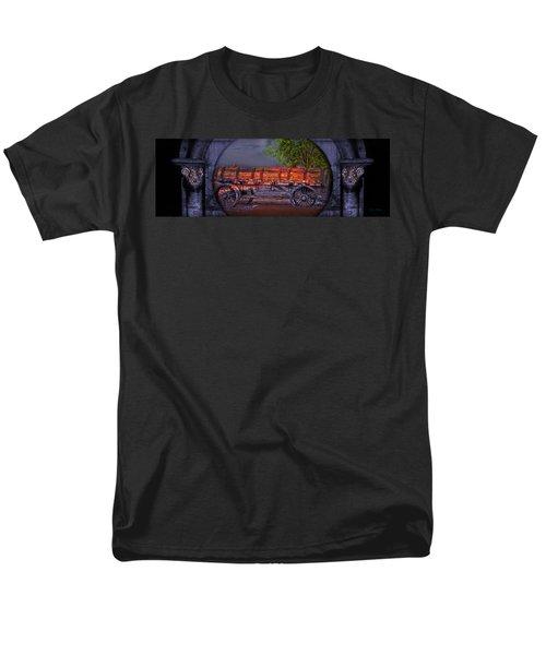 The Wagon Men's T-Shirt  (Regular Fit) by Gunter Nezhoda