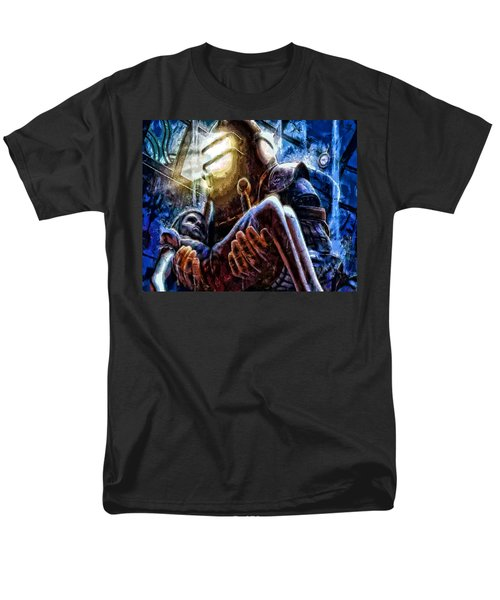 The Watchful Protector Men's T-Shirt  (Regular Fit) by Joe Misrasi