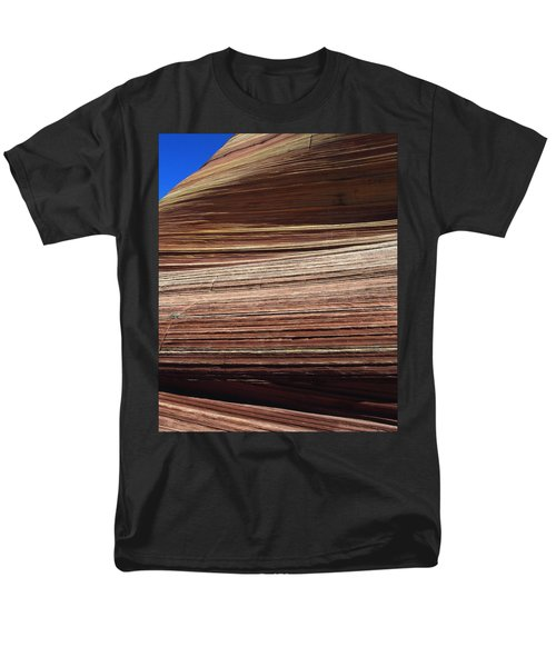 'the Wave' North Coyote Buttes 06 Men's T-Shirt  (Regular Fit)