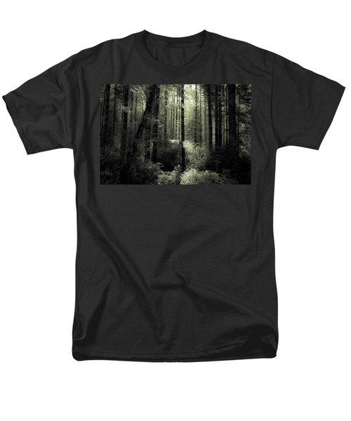 The Woods Men's T-Shirt  (Regular Fit) by Katie Wing Vigil
