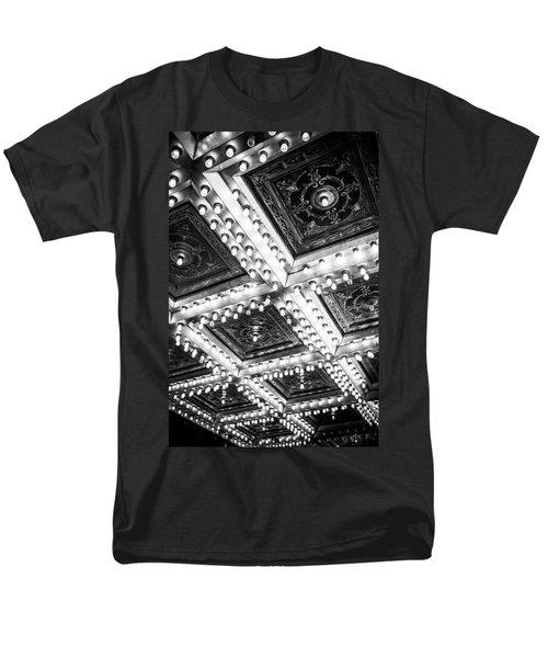Theater Lights Men's T-Shirt  (Regular Fit) by Melinda Ledsome