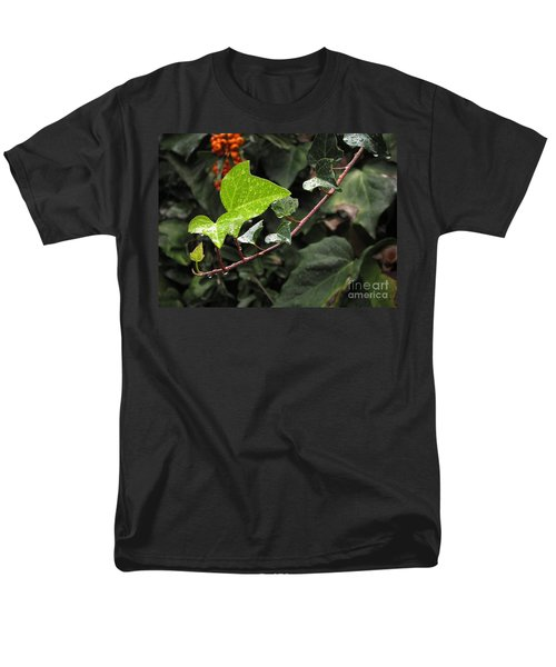 Men's T-Shirt  (Regular Fit) featuring the photograph Thirsty by Ellen Cotton