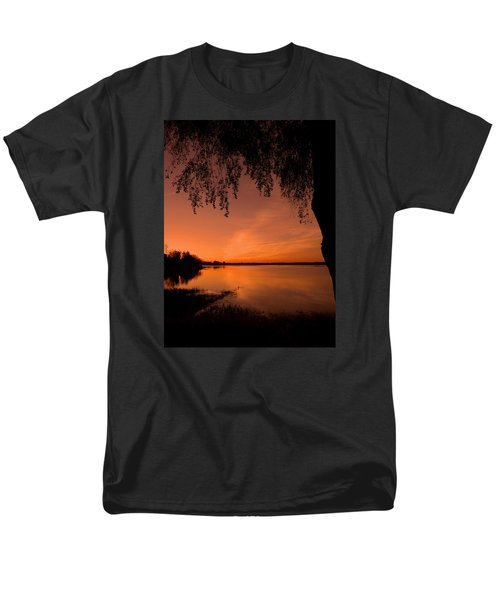 Men's T-Shirt  (Regular Fit) featuring the photograph This Is A New Day ... by Juergen Weiss