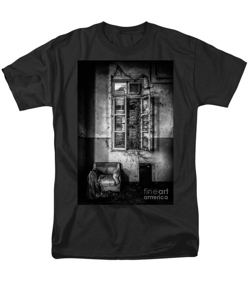 This Is The Way Step Inside II Men's T-Shirt  (Regular Fit) by Traven Milovich