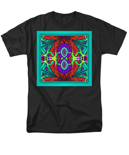 This Rough Magic 3 Men's T-Shirt  (Regular Fit) by Wendy J St Christopher