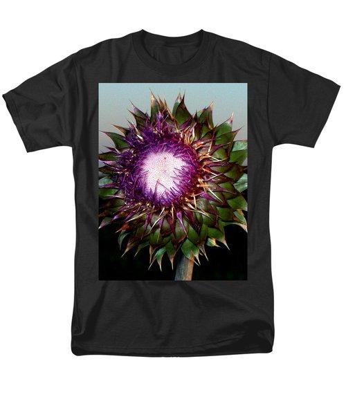 Thistle Night Men's T-Shirt  (Regular Fit)