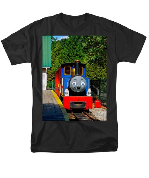 Thomas Men's T-Shirt  (Regular Fit) by Sher Nasser
