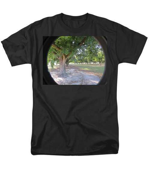 Through The Orchard Men's T-Shirt  (Regular Fit) by Aaron Martens