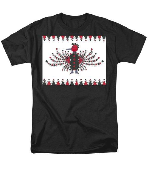 Thunderbird Flutter Men's T-Shirt  (Regular Fit) by Susie Weber
