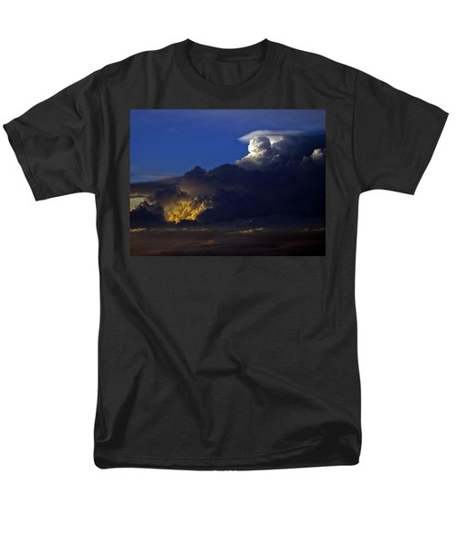 Men's T-Shirt  (Regular Fit) featuring the photograph Thunderstorm II by Greg Reed