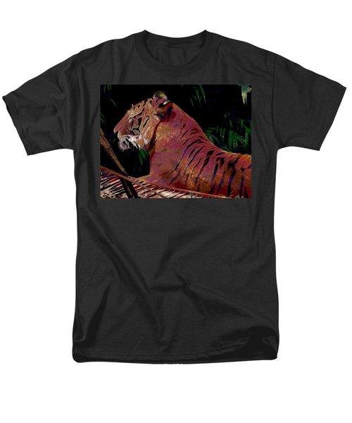 Tiger 2 Men's T-Shirt  (Regular Fit) by David Mckinney