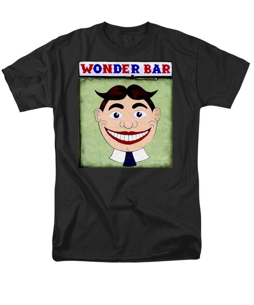 Tillie - Wonder Bar Men's T-Shirt  (Regular Fit) by Colleen Kammerer