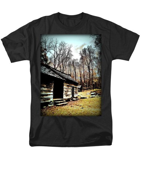 Men's T-Shirt  (Regular Fit) featuring the photograph Time Standing Still by Faith Williams