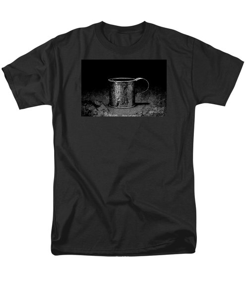 Tin Cup Chalice Men's T-Shirt  (Regular Fit) by John Stephens