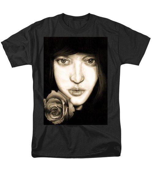 Tina Ayres Men's T-Shirt  (Regular Fit) by Fred Larucci