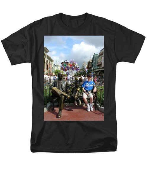 Men's T-Shirt  (Regular Fit) featuring the photograph Tingle Time by David Nicholls