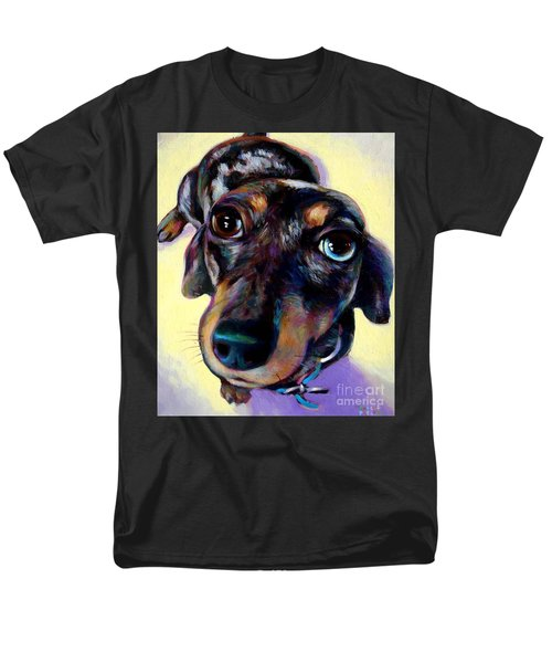 Men's T-Shirt  (Regular Fit) featuring the painting Tink  by Robert Phelps