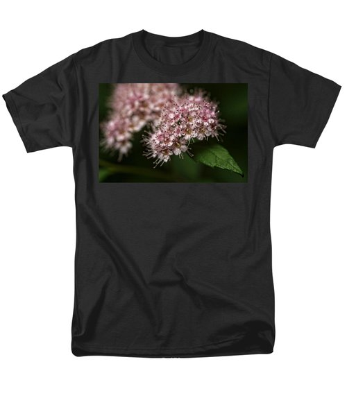 Tiny Flowers Men's T-Shirt  (Regular Fit) by Michael McGowan