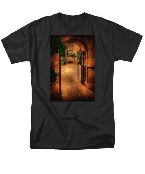 Tlaquepaque Men's T-Shirt  (Regular Fit) by Priscilla Burgers