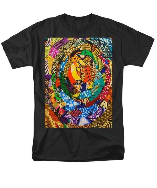 Tor Men's T-Shirt  (Regular Fit) by Apanaki Temitayo M