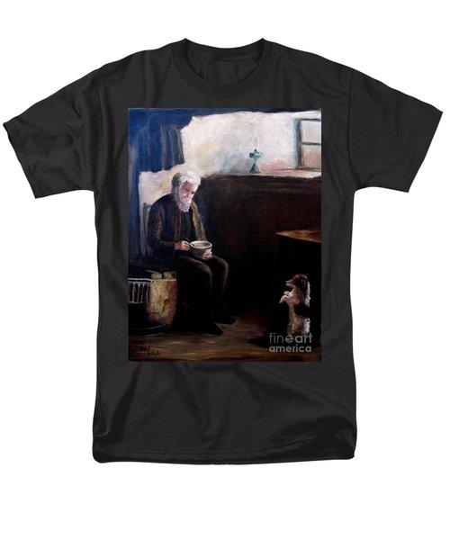 Tough Times Men's T-Shirt  (Regular Fit) by Hazel Holland