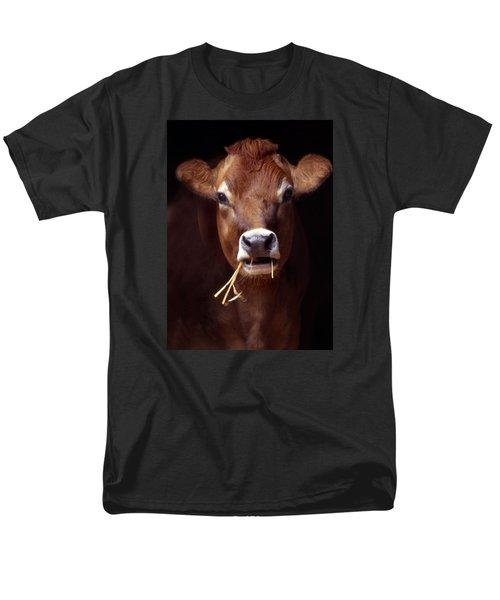 Toupee Men's T-Shirt  (Regular Fit) by Skip Willits