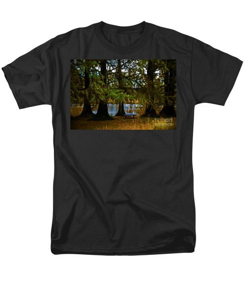 Tranquil And Serene Men's T-Shirt  (Regular Fit) by Peggy Franz