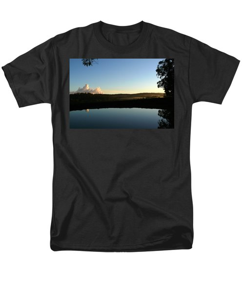 Men's T-Shirt  (Regular Fit) featuring the photograph Tranquility by Evelyn Tambour