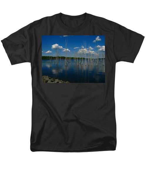 Men's T-Shirt  (Regular Fit) featuring the photograph Tranquility II by Raymond Salani III
