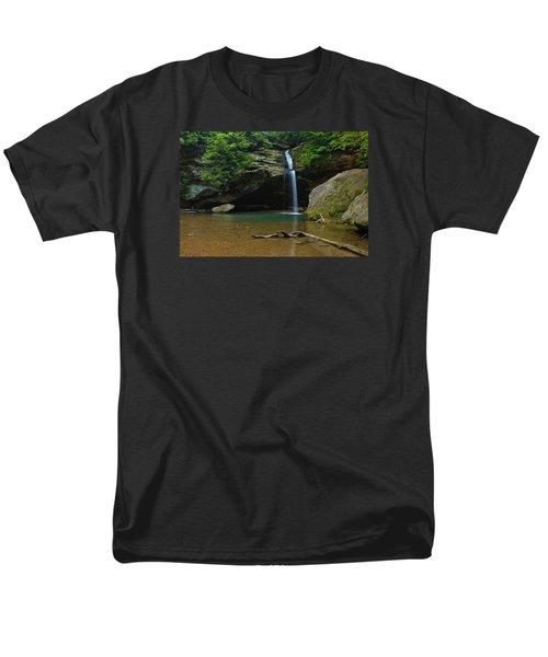 Tranquility Men's T-Shirt  (Regular Fit) by Julie Andel