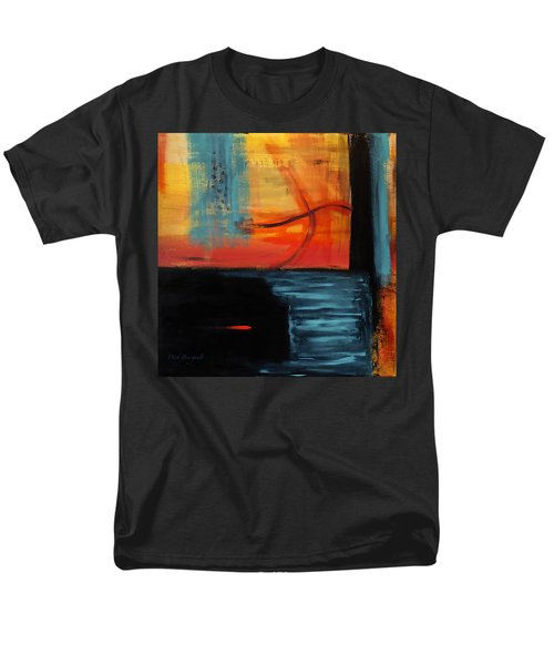Transitions Men's T-Shirt  (Regular Fit) by Dick Bourgault