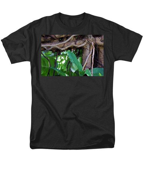 Men's T-Shirt  (Regular Fit) featuring the photograph Tree Branch by Rafael Salazar
