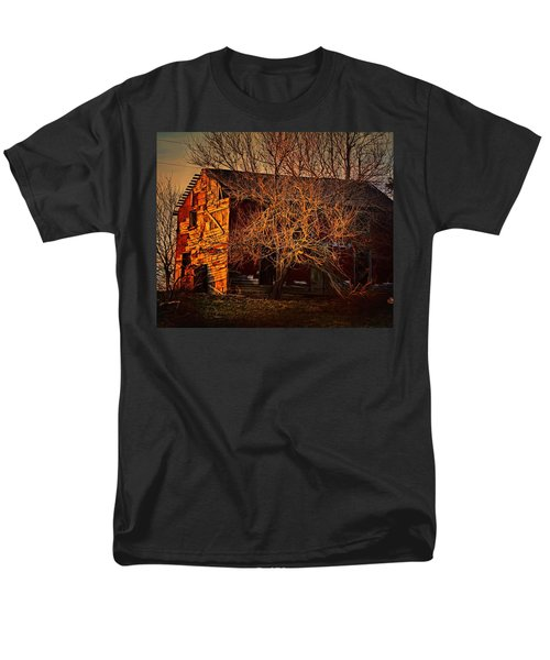 Tree House Men's T-Shirt  (Regular Fit) by Robert McCubbin