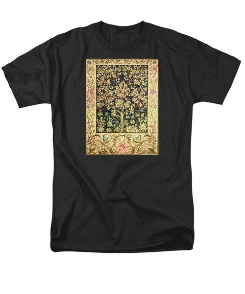 Tree Of Life Men's T-Shirt  (Regular Fit) by William Morris