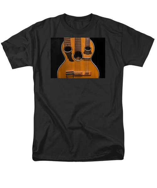 Men's T-Shirt  (Regular Fit) featuring the photograph Triple-neck Instrument by Glenn DiPaola