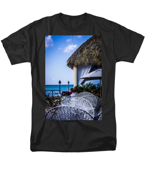 Tropical Paradise Men's T-Shirt  (Regular Fit)