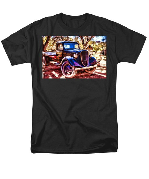 Truck Men's T-Shirt  (Regular Fit) by Muhie Kanawati