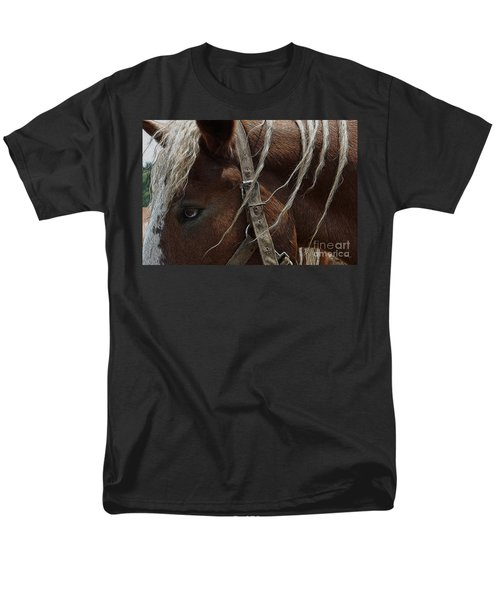 Trusted Friend 2 Men's T-Shirt  (Regular Fit) by Yvonne Wright