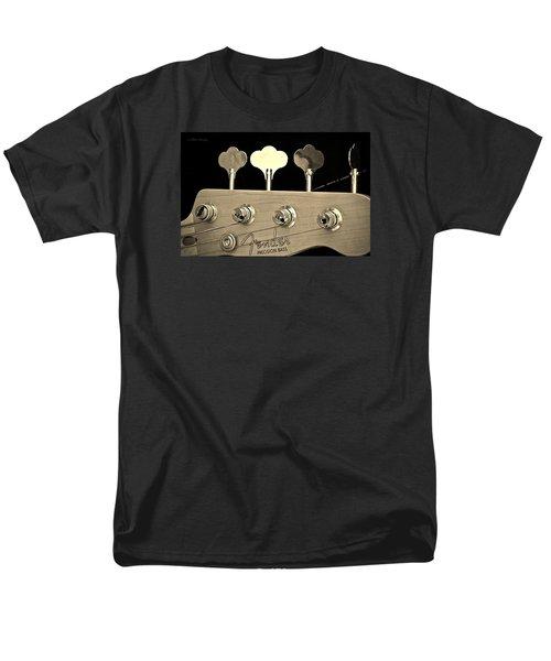 Fender Precision Bass Men's T-Shirt  (Regular Fit)