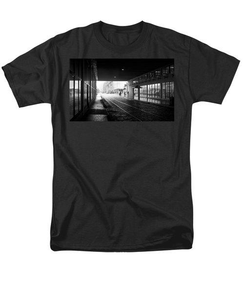 Tunnel Reflections Men's T-Shirt  (Regular Fit) by Lynn Palmer