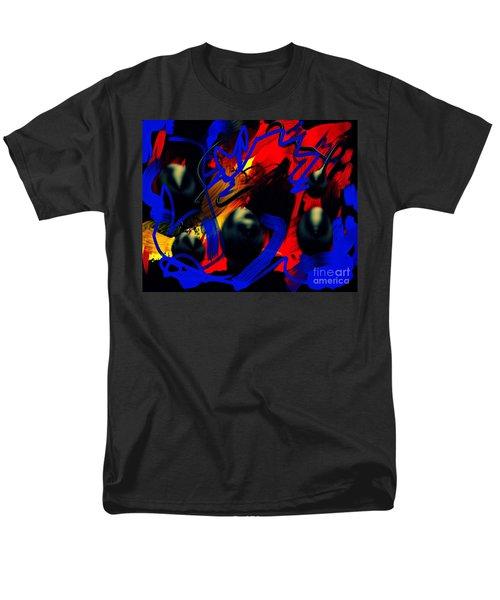Turmoil Men's T-Shirt  (Regular Fit) by Paulo Guimaraes