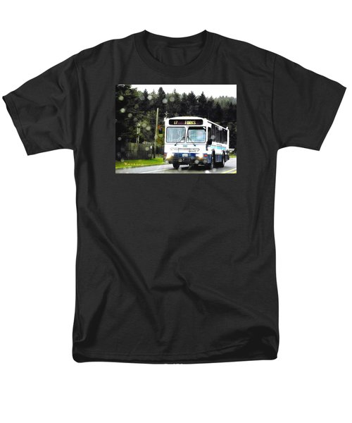 Twilight In Forks Wa 1 Men's T-Shirt  (Regular Fit) by Sadie Reneau