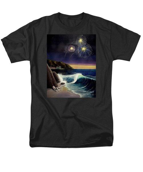 Twilight's Last Gleaming Men's T-Shirt  (Regular Fit) by Jack Malloch
