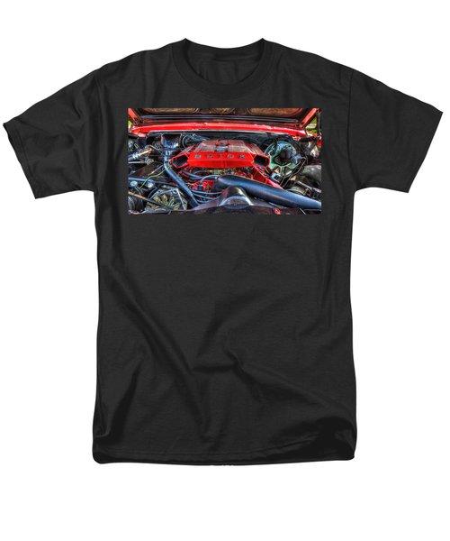 Under The Hood Men's T-Shirt  (Regular Fit) by Amanda Stadther